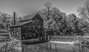 Muscatine Prints - Grist Mill #3 Print by Ray Congrove
