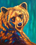 Theresa Paden - Grizzly at Twilight