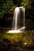Keith Allen - Grotto Falls