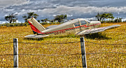 Hdr Effects Photos - Grounded by Nichon Thorstrom