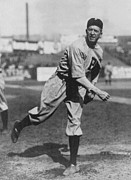 Hall Of Famer Prints - Grover Cleveland Alexander 1915 Print by Unknown
