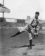 Grover Cleveland Alexander Follow Through Print by Retro Images Archive