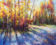 Impressionistic Art - Growth by Talya Johnson