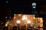 Country Music Posters - Gruene Hall Poster by David Morefield