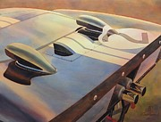 Original Watercolor Paintings - Gt40 by Robert Hooper