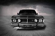 Australian Ford Framed Prints - Gtho11 Framed Print by Keith Hawley