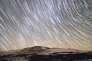 Mark Balli - Guanella Pass Startrail