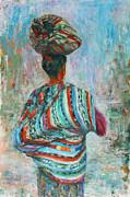 Guatemala Impression I Print by Xueling Zou