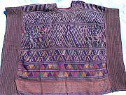 Antique Tapestries - Textiles - Guatemalan hand woven wool tunic  by Anonymous artist