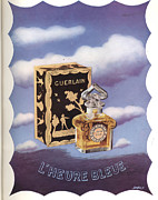 Fragrances Art - Guerlain 1930s Usa by The Advertising Archives