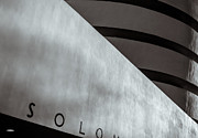 Guggenheim Photos - Guggenheim In Abstract by Steve Stanger