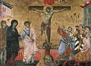 Crucify Art - Guido Da Sienaschool 13th Century by Everett