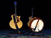 Tunes Photos - Guitar and Bodhran by Charlie Brock