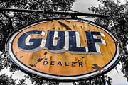Steven  Taylor - Gulf Dealer Sign
