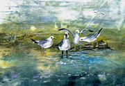 Nancy Gorr - Gull Quartet