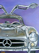 Collector Painting Originals - Gullwing by Joseph Love