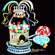 Shelley Overton - Gumball Machine and the...