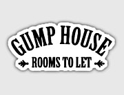Rent House Posters - Gump House Poster by Paul Van Scott
