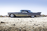 Classic Photo Posters - Gunmetal -Metal and Speed Poster by Holly Martin