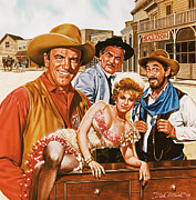 Dick Bobnick - Gunsmoke
