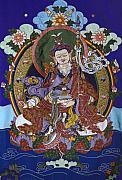Guru Rinpoche Print by Leslie Rinchen-Wongmo
