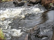 Spirit Baker - Gushing River Flow Art...