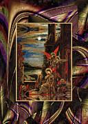 Robert G Kernodle - Gustav Moreau Angels