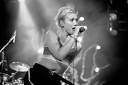 Gwen Stefani Metal Prints - Gwen-GP16 Metal Print by Timothy Bischoff