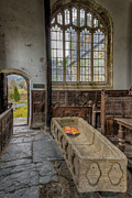 Religion Art - Gwydir Chapel by Adrian Evans