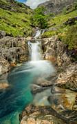 Adrian Evans - Gwynant Waterfall