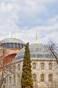Hagia Sophia 11 Print by Antony McAulay