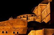 Haghia Sophia Mosque Prints - Hagia Sophia At Night Print by Rick Piper Photography
