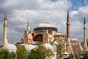 For Ninety One Days - Hagia Sophia Istanbul