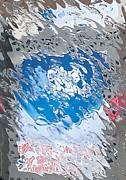 Hail Mary Print by Deborah Lacoste