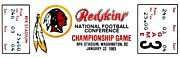 Championship Photos - Hail to the Redskins by Benjamin Yeager