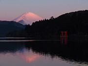 Preparation Originals - Hakone Fugi Waters by John Swartz