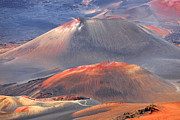 Alexander Galiano - Haleakala Volcano Craters