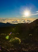 Jamie Pham - Haleakala Volcano in Maui.