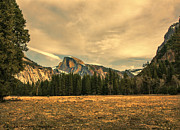 Chuck Kuhn Prints - Half Dome 2013 Print by Chuck Kuhn
