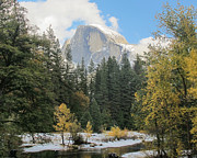 Susan Eileen Evans - Half Dome and the Merced...