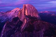 Adam Jewell - Half Dome Glow
