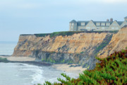 Ritz Prints - Half Moon Bay Print by Betty LaRue
