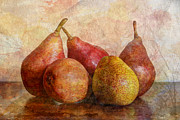 Apple Art Art - Half Of Ten by Heidi Smith