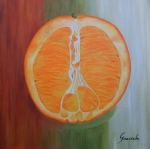 Graciela Castro - Half Orange