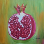 Graciela Castro - Half Pomegranate