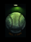 Fame Posters - Hall of Fame Poster by Karen M Scovill