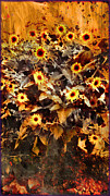 Yellow Photos - Halloween Bouquet by Douglas MooreZart