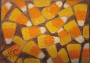 Kathy Marrs Chandler - Halloween Candy Corn