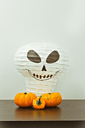 31st Prints - Halloween still life Print by Tom Gowanlock