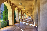Balboa Digital Art - Halls of Balboa by Paul Wear